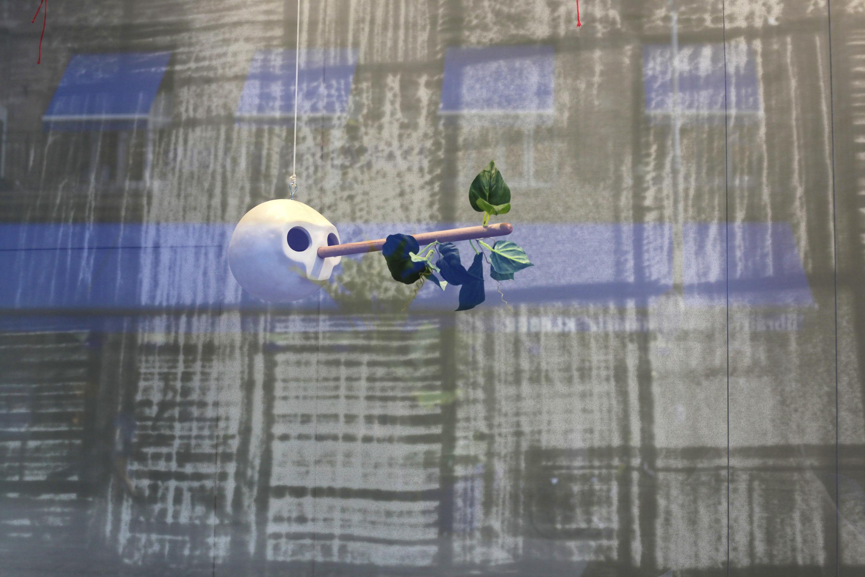 Pinocchio, Vitrine pour l'art GL